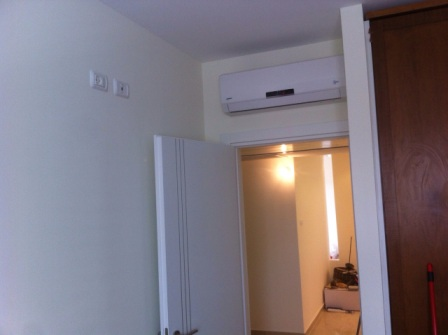 חדר לאחר שיפוץ בדירה
