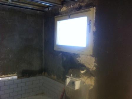 שיפוץ חדר אמבטיה ברחוב גורדון תל אביב